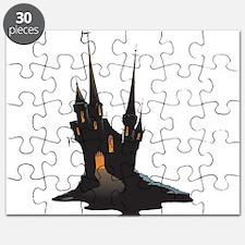 Halloween Castle Puzzle