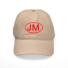 JM Oval (Red) Cap