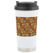 Mums Pattern Travel Mug