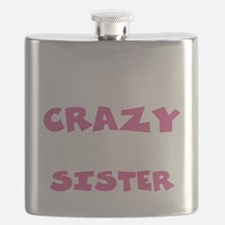 Crazy Sister Flask