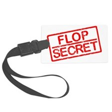 Flop Secret Luggage Tag