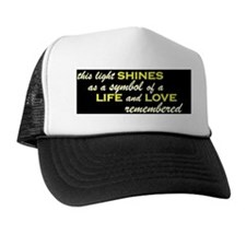 Candle 1 Trucker Hat