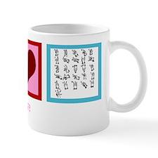 peaceloveaslwh Mug