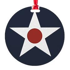 USAAF roundel Ornament