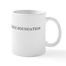 The Voice Foundation logo Mug