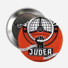 """Motorists' Front of Judea solid red 2.25"""" Button"""