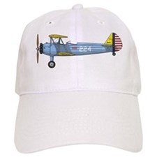 PT-17 Stearman Baseball Cap