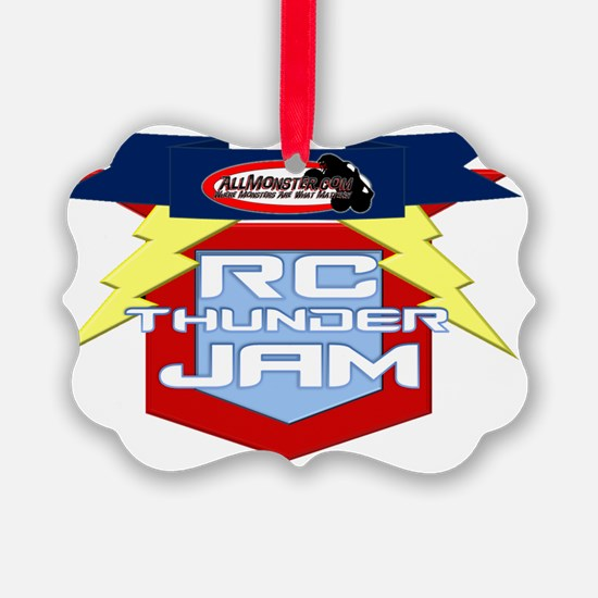 RC Thunder Jam logo Ornament