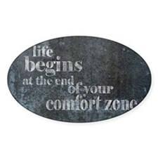Life Begins Decal