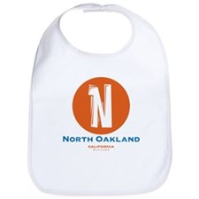 North Oakland Bib