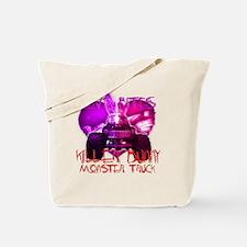 Killer Bunny Love Bites Tote Bag
