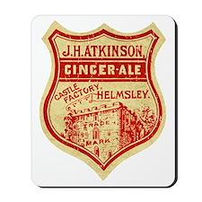 Ginger Ale vintage Mousepad