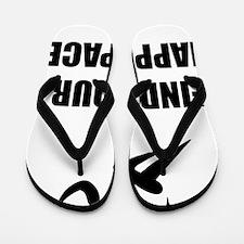 Happy Pace Flip Flops