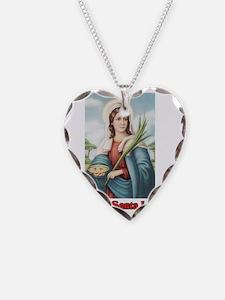 Festa di Santa Lucia Necklace