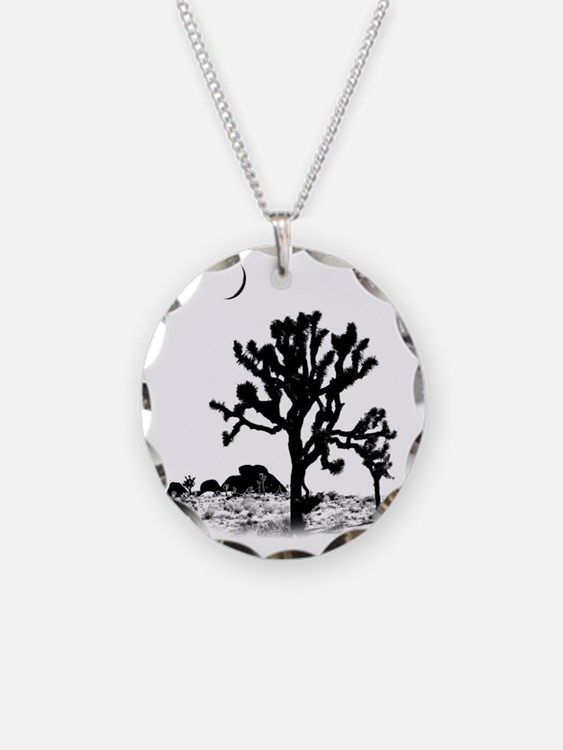 Joshua Tree National Park Necklace