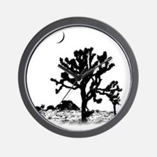 Joshua Tree National Park Wall Clock