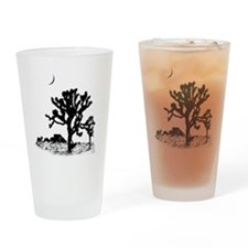 Joshua Tree National Park Drinking Glass
