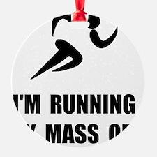 Running Mass Ornament