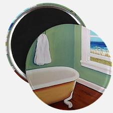Window Sea Bath Tub Magnet