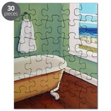 Window Sea Bath Tub Puzzle