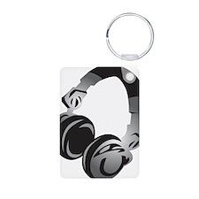 Headphones Keychains