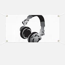 Headphones Banner