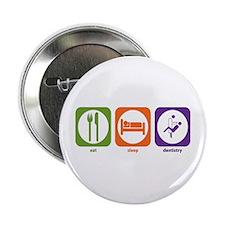 Eat Sleep Dentistry Button