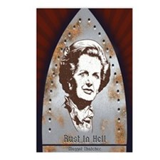 thatcher2-rih-CRDp Postcards (Package of 8)