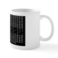 bitcoin genesis block Mug