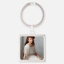 9X12-Sml-framed-print-anastasia Square Keychain