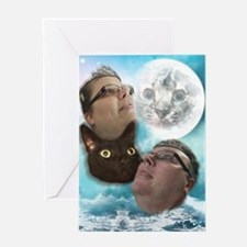 This will give you unlimited power. Greeting Card