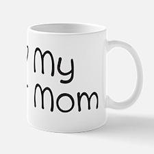 I Love My Gamer Mom Mug