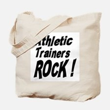 Athletic Trainers Rock ! Tote Bag