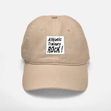 Athletic Trainers Rock ! Baseball Baseball Cap