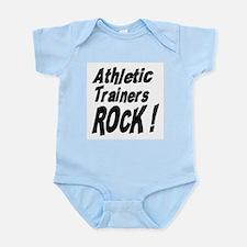 Athletic Trainers Rock ! Infant Bodysuit
