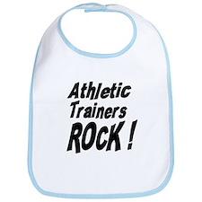 Athletic Trainers Rock ! Bib