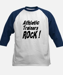 Athletic Trainers Rock ! Tee