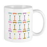 Martini Four Pop Art Martinis Coffee Mug
