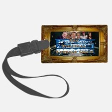 A Masterpiece of...What? Luggage Tag