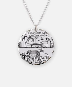 Afternoon Nap Necklace