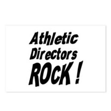 Athletic Directors Rock ! Postcards (Package of 8)
