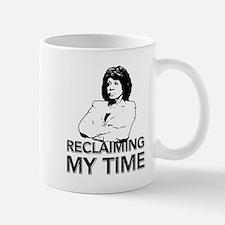 Reclaiming My Time Mugs