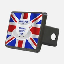 Keep Calm and Drink a Cupp Hitch Cover
