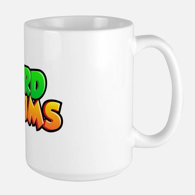 Word Chums Large Mug