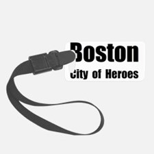 Boston: City of Heroes Luggage Tag