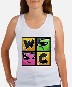 Word Chums Icon Women's Tank Top