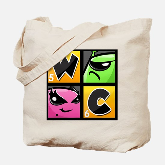 Word Chums Icon Tote Bag