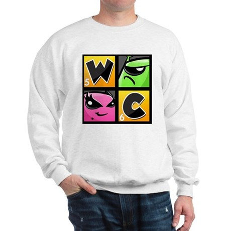 Word Chums Icon Sweatshirt