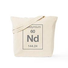 Neodymium Tote Bag