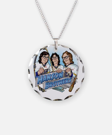 Put On The Foil! Necklace Circle Charm